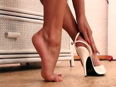 hawt foot