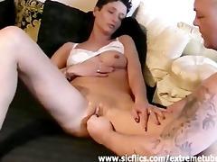 her cunt
