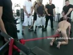 gym turns