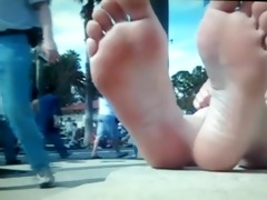 feet spy
