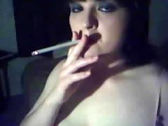 smokin in